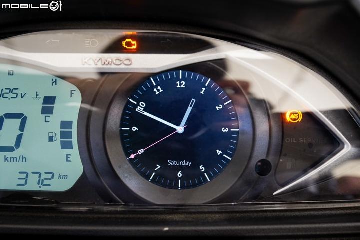 KYMCO G-Dink 300i 2018改款試駕 都會實用覺旅 - Mobile01