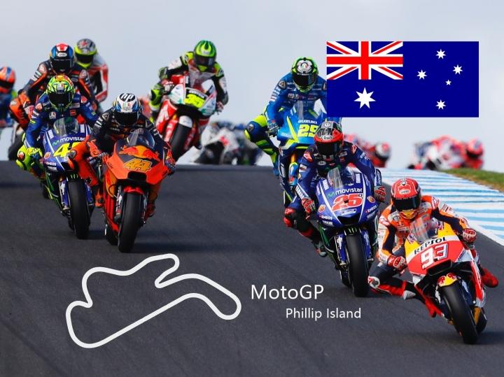 【MotoGP】2018 澳洲站 菲利普島賽車場轉播時間 - Mobile01