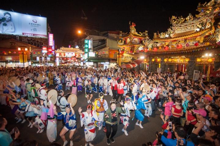【情報】東京高圓寺阿波舞4月26日至28日臺灣登場!集合160位日本舞者的超熱鬧祭典 - Mobile01