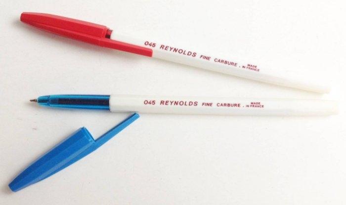 哪一種平價原子筆好寫不易斷水? - Mobile01