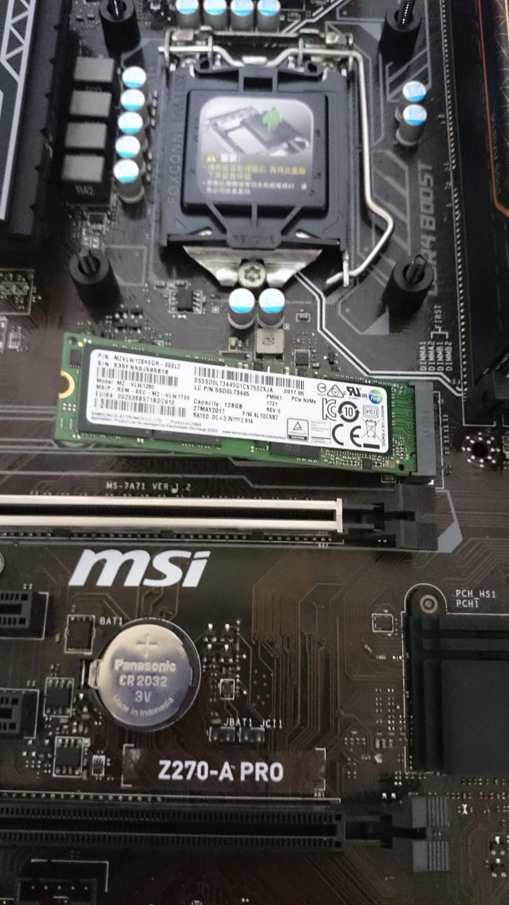 M.2 Slot插槽要怎麼安裝M.2 SSD - Mobile01