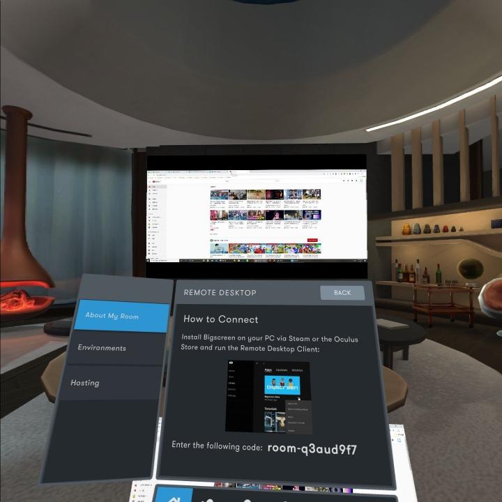 Virtual Desktop Oculus Quest - Mobile01