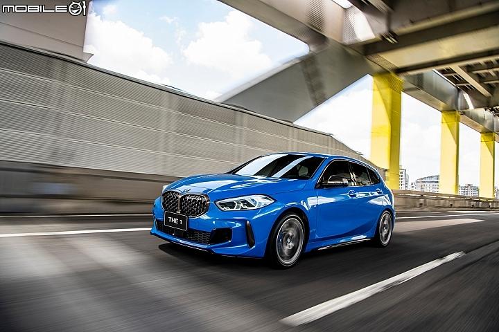 【國內新訊】BMW全新1系列價格公佈。118i運動版自159萬元起! - Mobile01