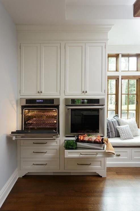廚房規劃:電器櫃 - Mobile01