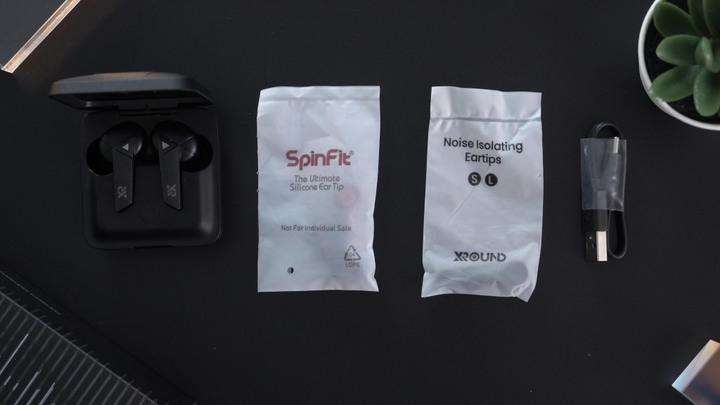 XROUND AERO 真無線藍牙耳機 & XT01 低延遲藍牙發射器 - Mobile01