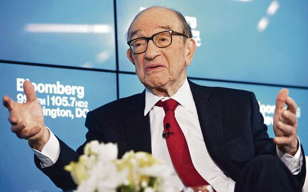 【金融人物】格林斯潘 :要有規律且有系統地投資。 - Mobile01