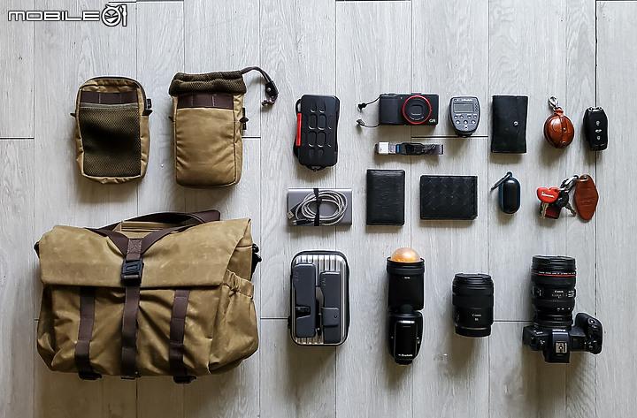 Wotancraft 沃坦 Pilot 旅遊相機包|輕量至上 耐用更有高顏值! - Mobile01