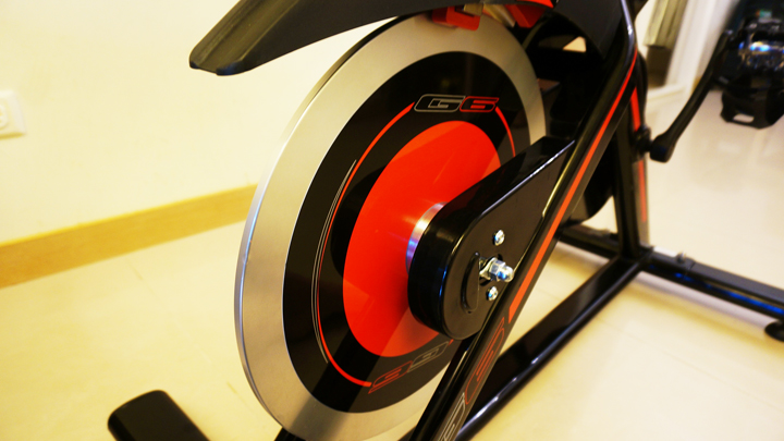 BH G6 飛輪車 HA990T:滿足每個人的訓練強度需求! - Mobile01