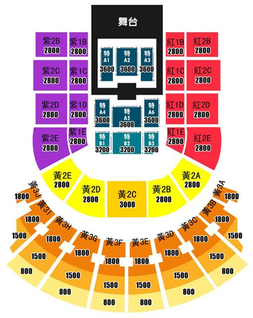 【哇潮】演唱會買票前必看 臺北小巨蛋座位視野解析(一)   名家   三立新聞網 SETN.COM