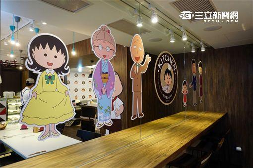 大口吃下「永澤的頭」!櫻桃小丸子主題餐廳明開幕   旅遊   三立新聞網 SETN.COM