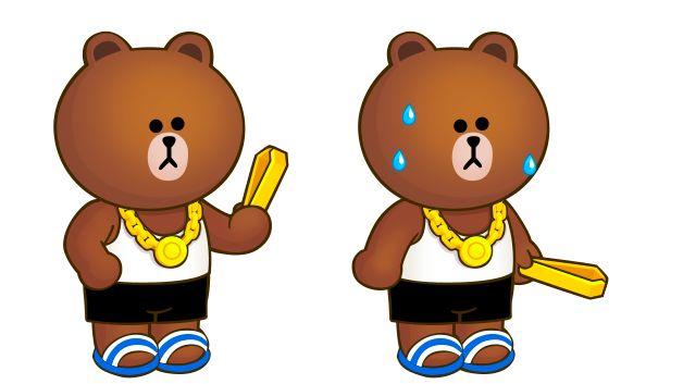 《LINE熊大農場》將更新 「臺客熊大」到底有多臺?   科技   三立新聞網 SETN.COM