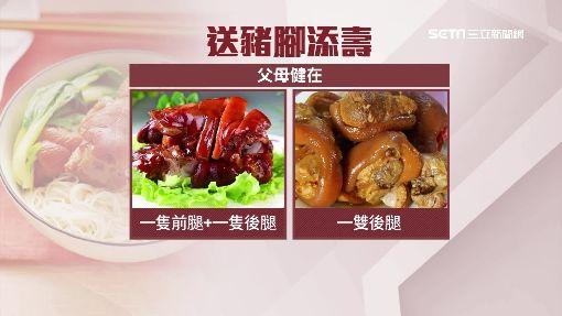 銷量多3成!今年閏雙六月 出嫁女兒請父母吃豬腳「添壽」 | 生活 | 三立新聞網 SETN.COM