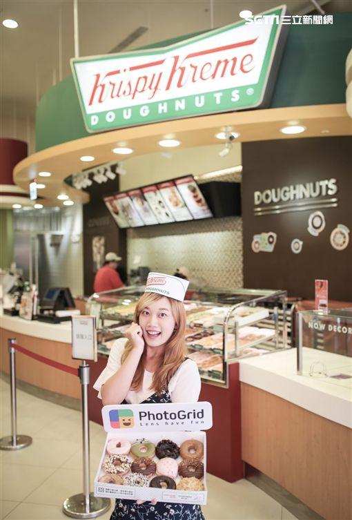 甜蜜PK!國際甜甜圈日 用濾鏡自拍買一送一 | 玩樂 | 三立新聞網 SETN.COM