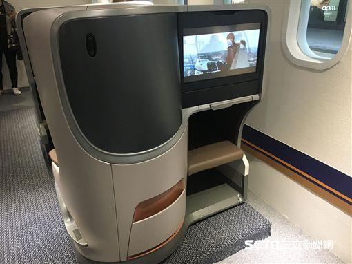 搶先坐!新航波音787-10客艙首亮相 明年正式執飛 │ 旅遊頻道 │ 三立新聞網 SETN.COM