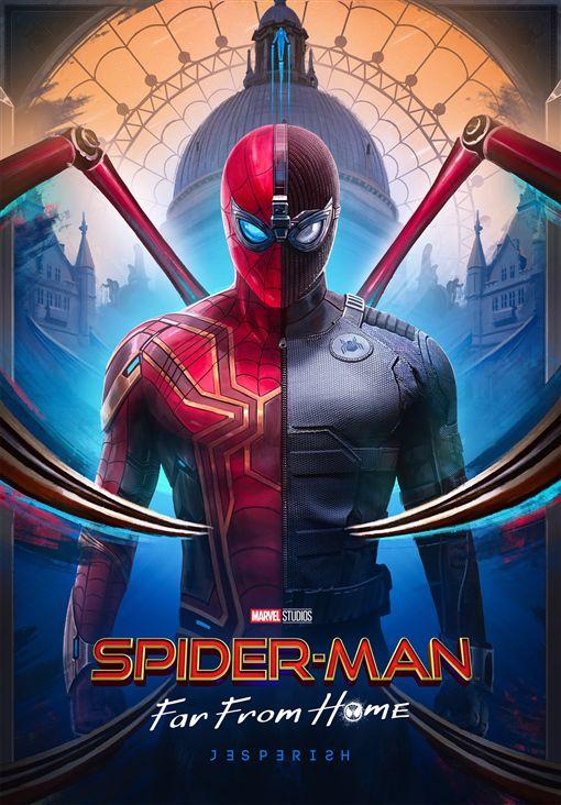 ~ 騙頭騙到尾 - 蜘蛛人 - 離家日 - Spider - Man - Far From Home ~ - r105136864的創作 - 巴哈姆特