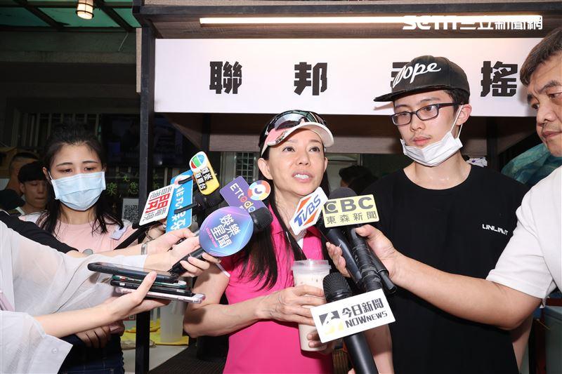 孫安佐聯邦手搖飲店開幕狄鶯站臺打氣-2607048   三立新聞網