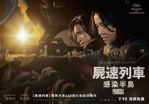 《屍速列車2》上映時間出爐!4DX親身體驗「被活屍追」   娛樂星聞   三立新聞網 SETN.COM