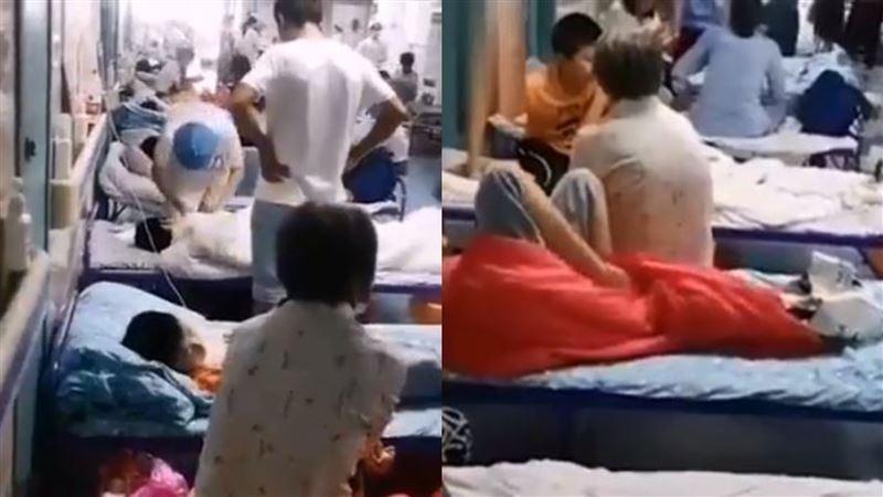 [新聞] 又傳疫情!中國3天493人擠爆醫院集體感染 - 看板 Gossiping - 批踢踢實業坊