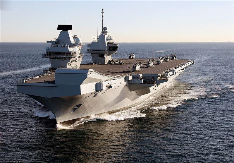 不忍了!強生宣布明年將派出航空母艦 反制中國打壓香港   國際   三立新聞網 SETN.COM