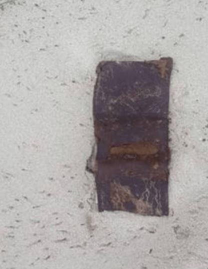 沙灘撿到破錢包 他驚:我26年前丟的!一翻開「好驚喜」 | 新奇 | 三立新聞網 SETN.COM