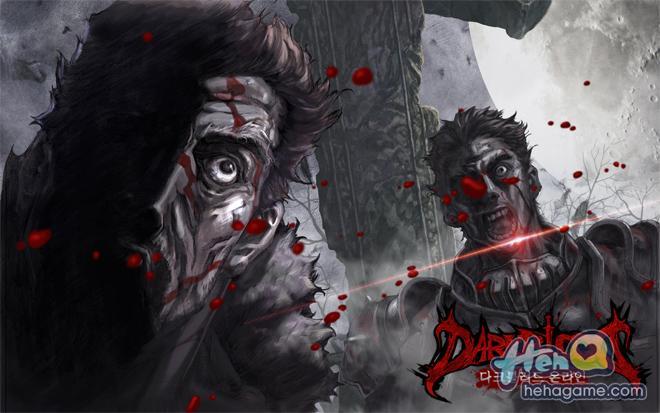 華義正式代理韓國18禁成人動作RPG遊戲《Dark Blood》!預計2011年第三季展開內部測試 @ 記憶?回憶?我不想停 ...