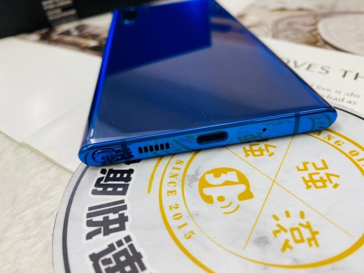 二手 三星 NOTE10+ 256G 藍 - Mobile01