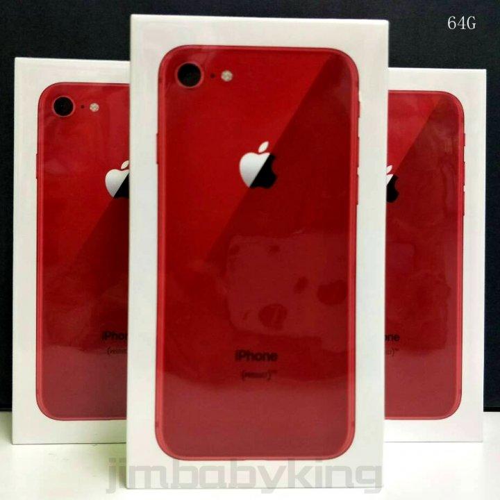 全新未拆 APPLE iPhone 8 Red 64G 限量紅色 64GB 4.7吋 臺灣公司貨 保固1年 高雄可面交 - 拍賣商品資訊 - Mobile01 小惡魔 ...