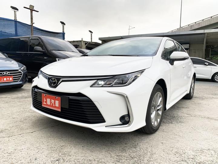 上順2021年式 Toyota Altis 1.8 ACC車距系統七安全新中獎車 - Mobile01