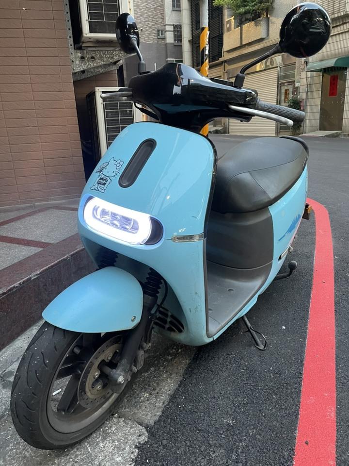 [自售] 2017 Gogoro 2 Plus 水藍色 - Mobile01