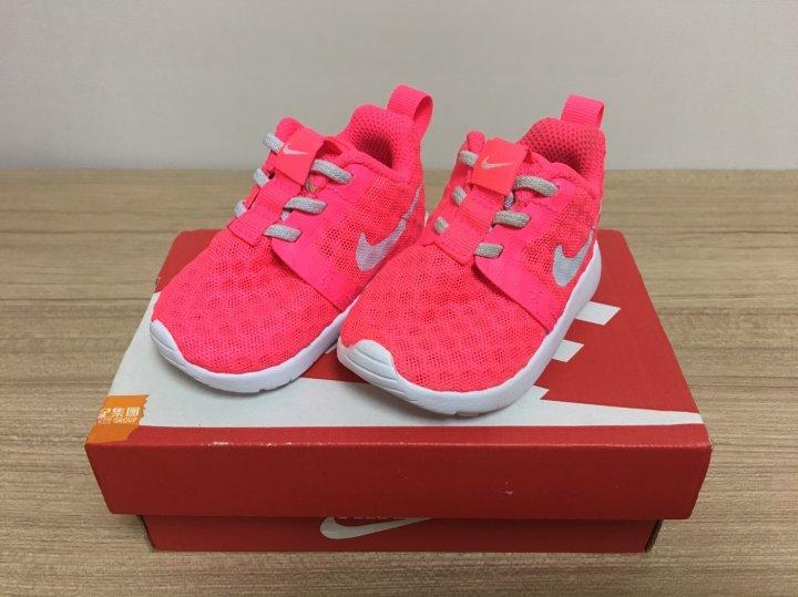 NIKE桃紅色 嬰兒鞋 - Mobile01