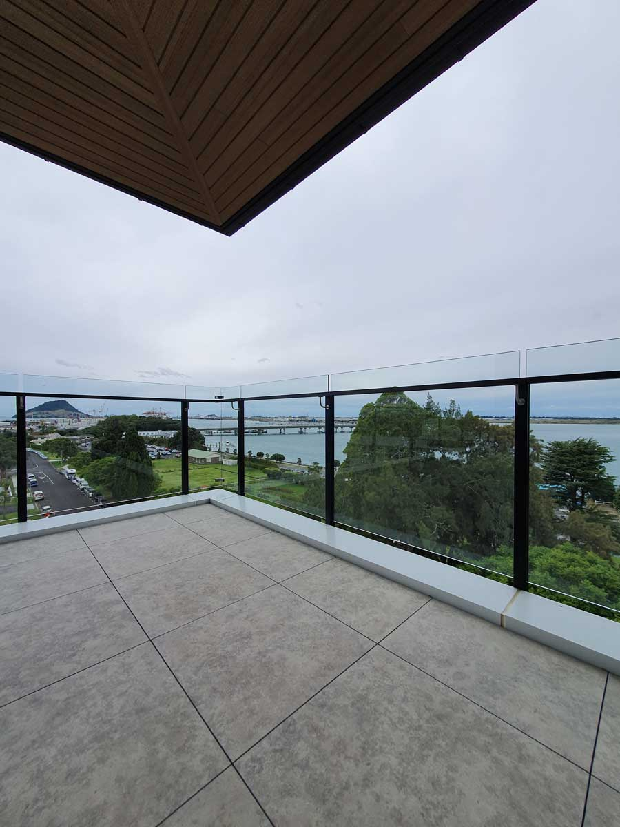 Glass balustrade latitude new zealand