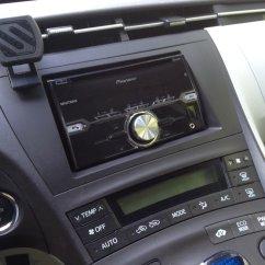 Pioneer Fh X720bt Be Nungsanleitung Deutsch Third Brake Light Wiring Harness Installed New Priuschat