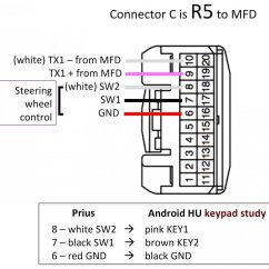 Steering Wheel Control Wiring Diagrams Three Phase Motor With Android Hu And Without Metra