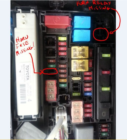small resolution of 2011 prius fuse box diagram 27 wiring diagram images 2010 mercury milan fuse box location
