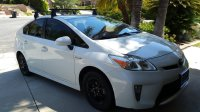 Roof Rack Prius. For Sale Thule 400XT Roof Rack Setup For ...