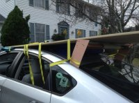 Homemade Kayak Car Rack - Image Deluxe Project On Www.shv ...