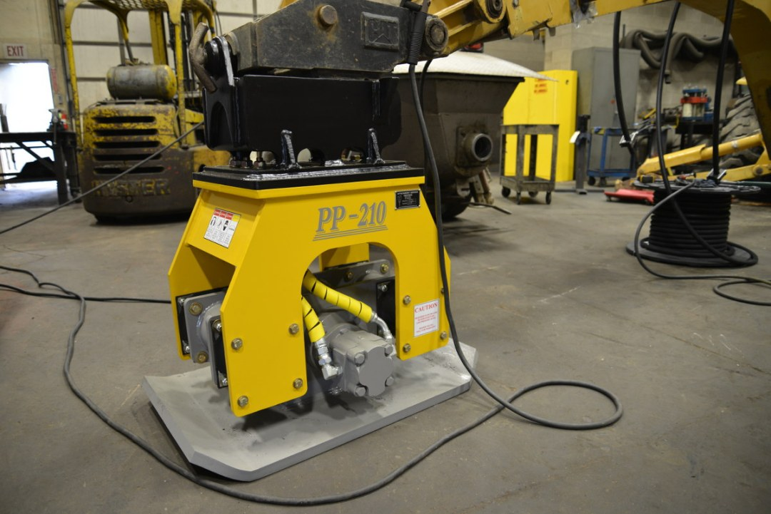 Plate compactor pp210 for sale