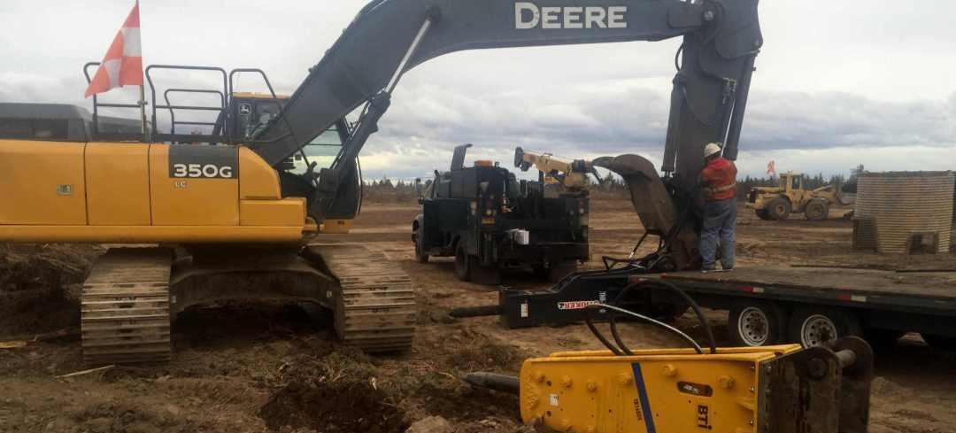 Construction Equipment Repair Bend Oregon