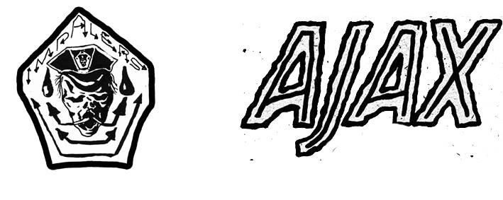 DOOMTOWN PREDSTAVLJA: AJAX, IMPALERS, NAILED IN