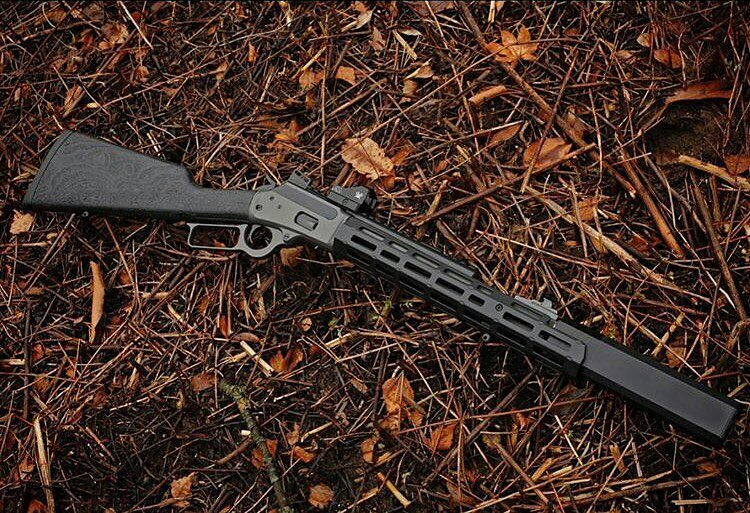 buffalodiller-marlin 1894 lever action sbr silencerco osprey 9mm 2