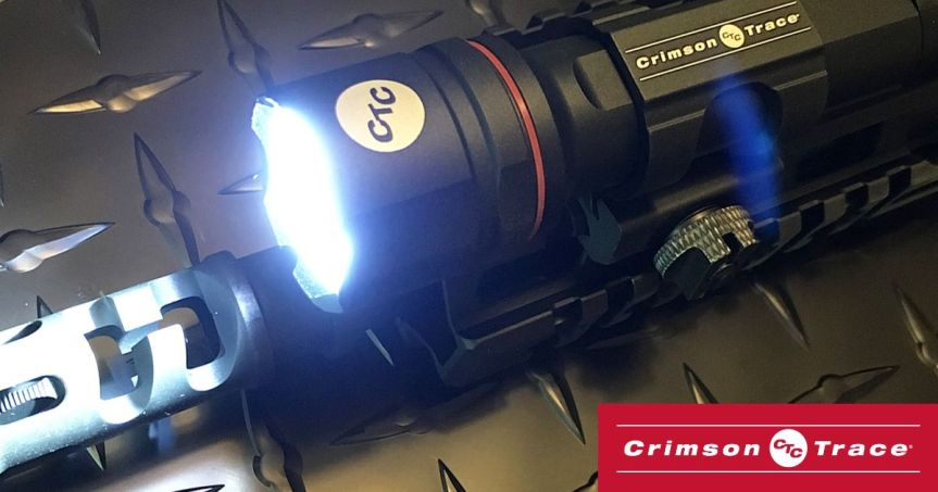 crimson trace tactical light series