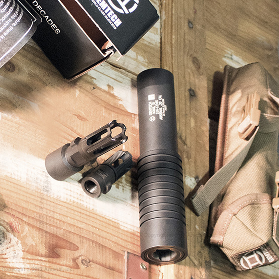 ARSENAL SUPPRESSOR ARS30-1 3