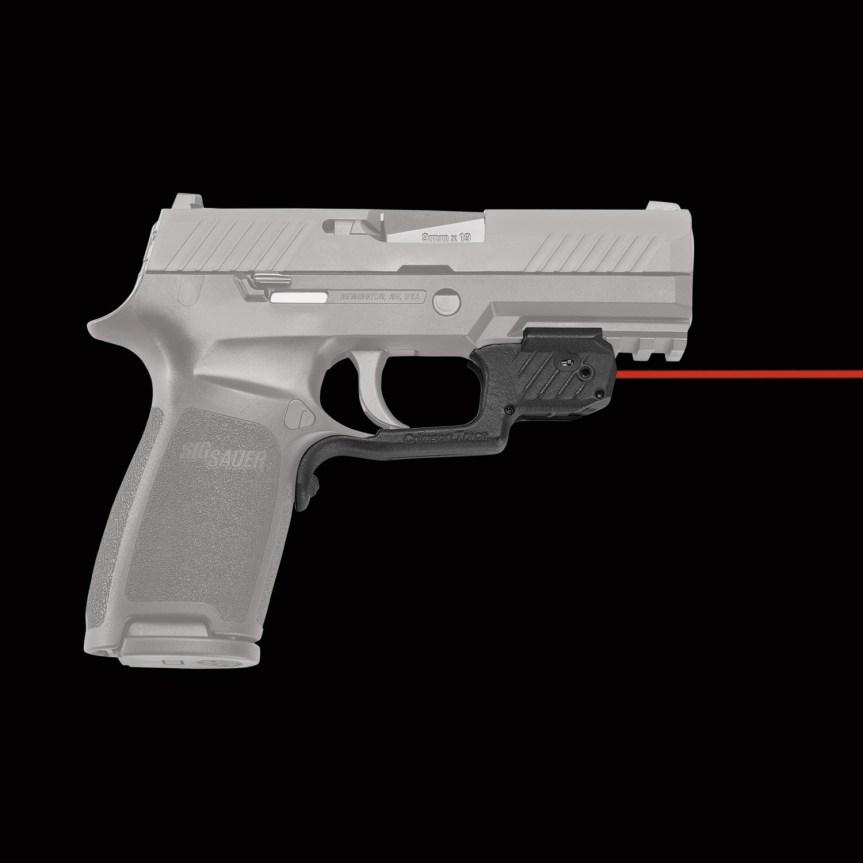 crimsontrace laser guard sig sauer p320 m17 m18 pistols 4