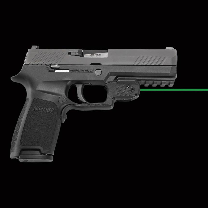crimsontrace laser guard sig sauer p320 m17 m18 pistols 7