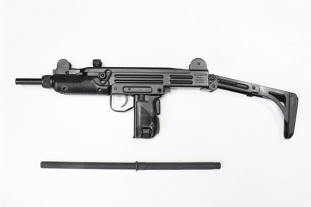 arms unlimited FSSA-UZI IMI Uzi Model A Semi-Auto 9mm Carbine 3