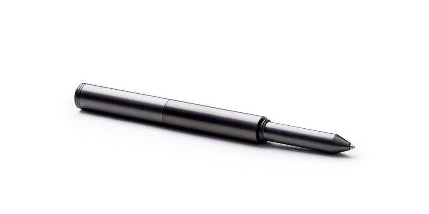 Schon DSGN Clip EDC Pen, Polished Aluminum 1