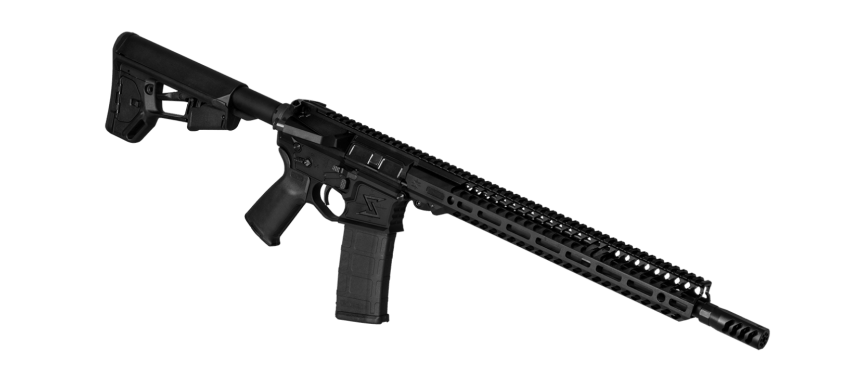 seekins precision NX3G rifle 5