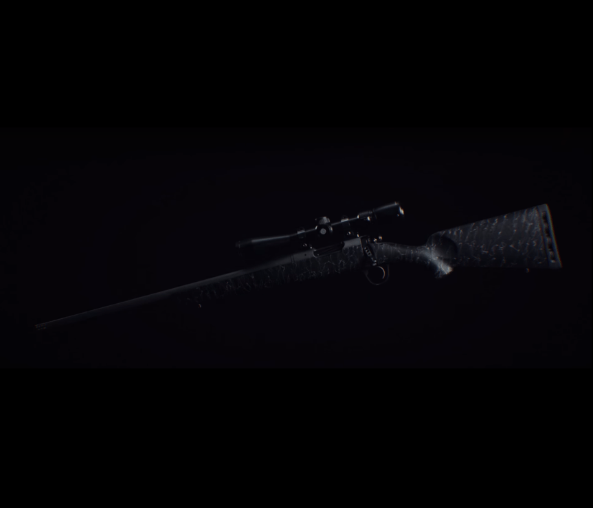 CHRISTENSEN ARMS left handed rifle left handed bolt action rifle left handed hunting rifle left handed sniper rifle left hand 6.5 creedmoor left hand 243 rifle 3