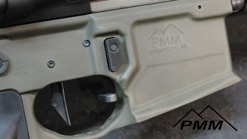 parker mountain machine bcd battery control device. sig mcx bad lever 2