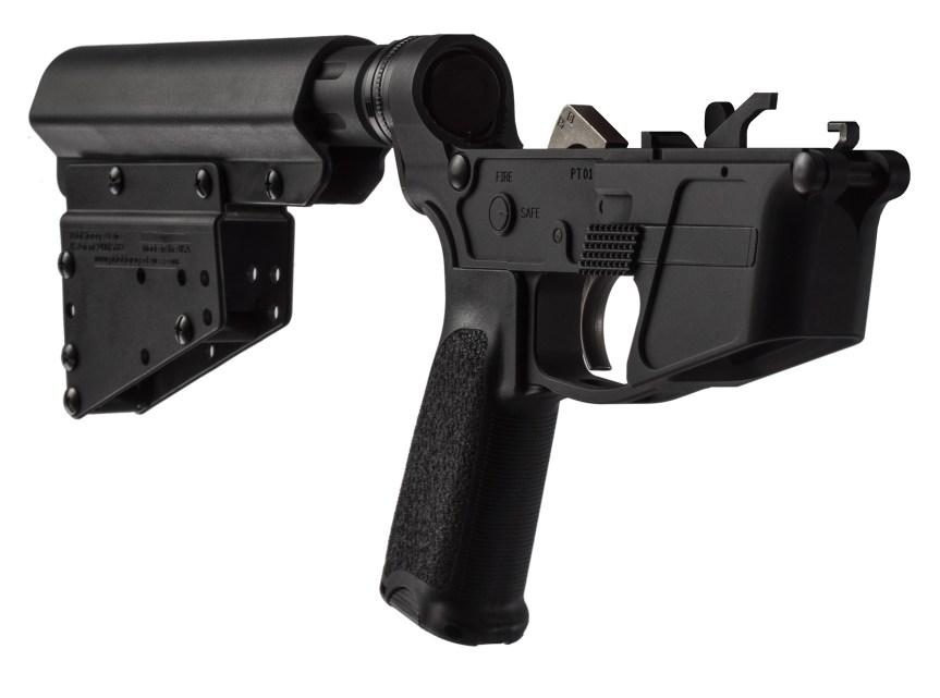 primary weapon systems pistol caliber carbine pws pcc guns 9mm glock ar15 9